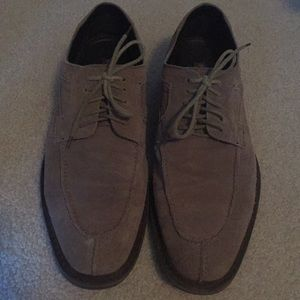 NORDSTROM ROBERT WAYNE MEN'S DRESS SHOES SIZE 11.